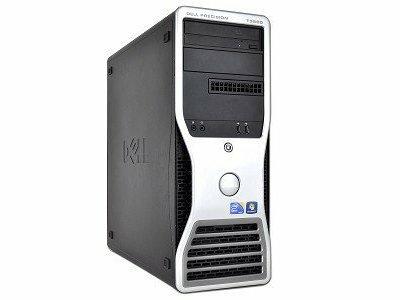 Dell T3500 HEXA X5650 6x2.66 24GB 2TB NVS WIN 10