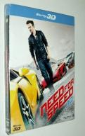 NEED FOR SPEED 3D (BLU-RAY 3D) Lektor PL