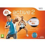 EA Sports Active 2 +Sensory trener na Wii Nintendo