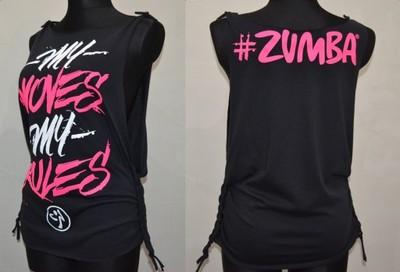 Chwalebne koszulka top na zumbę M,L,XL,XXL zumba - 6825744739 - oficjalne XP54