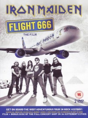 Flight 666 The Film [DVD] [2009]