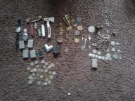 srebrne przedmioty i nie tylko