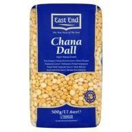 East End Chana Dall groch łuskany 500g