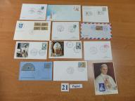 Koperty Świat z Papieżem MIX BCM!! (21)