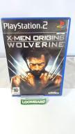 GRA PS2 X-MEN ORIGINS :WOLVERINE ANG