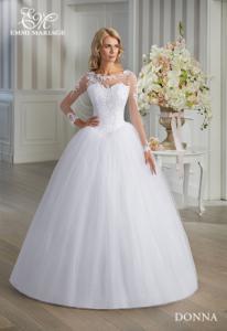 b07cb7e245 Suknia ślubna (EMMI MARIAGE-
