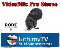 Profesjonalny mikrofon RODE VideoMic Pro Stereo