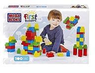 wyprz Klocki MEGA BLOKS CXP09 First Builders 100el