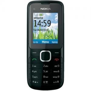 KLASYCZNY TELEFON NOKIA C1-01 Bez Smilocka GWAR
