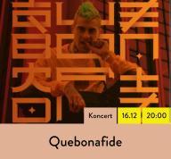 Bilety na koncert Quebonafide W RZESZOWIE - SOBOTA