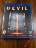 BLU-RAY - DIABEŁ - DEVIL !
