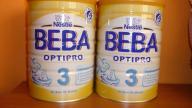 Mleko Nestle BEBA 3
