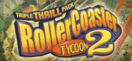 ROLLERCOASTER TYCOON 2 TRIPLE THRILL PACK STEAM