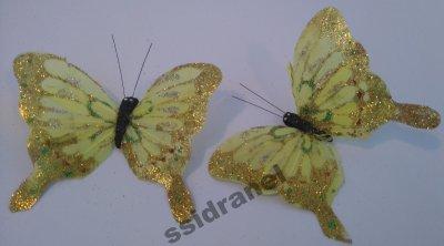 Motylki Motyle Dekoracyjne Motyl Na Prezent M16 6486596891