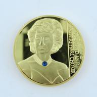 Księżna DIANA 2012 - cert. LUSTRO -Swarovski -B326