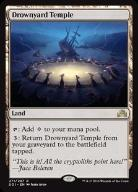 MTG: Drownyard Temple  [GamesMasters]