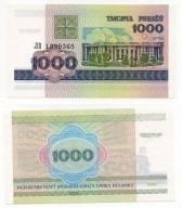 BIAŁORUŚ 1998 1000 RUBLI