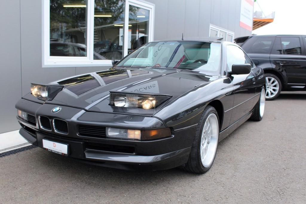 Bmw E31 Seria 850 V12 300km 7060203562 Oficjalne Archiwum Allegro