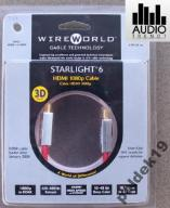 WireWorld Starlight 6 2m HDMI Salon AUDIOtrendt