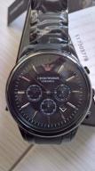 Zegarek Emporio Armani Ceramic AR1451 Nowy certyfi