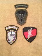 Naszywka GROM 1 Pułk Komandosów Rozpoznanie