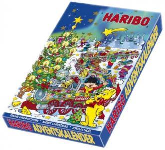 Haribo Kalendarz Adwentowy 24 Figurki Zelki 3672106757 Oficjalne Archiwum Allegro
