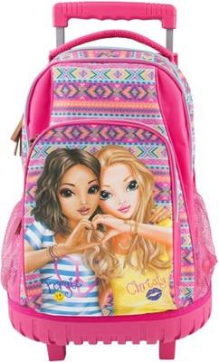 Plecak szkolny SUMMER TOP MODEL na kółkach