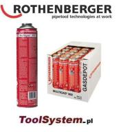 MULTIGAS 300 ROTHENBERGER Butla z gazem 35519 GAZ