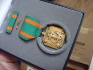 Navy and Marine Achievement medal full set !