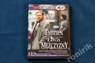 Stuhr: TYDZIEŃ Z ŻYCIA MĘŻCZYZNY [jak nowa] DVD