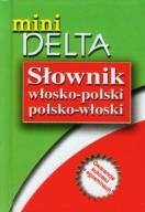 Słownik włosko-polski polsko-włoski mini - HIT