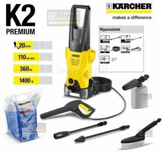 Myjka karcher k2 premium car xl k2 k3 mega zestaw 4025253656 oficjalne archiwum allegro - Karcher k2 premium ...
