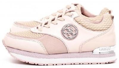 Sneakersy Damskie GUESS FLRIM4 Pudrowy Róż