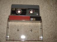 Kaseta magnetofonowa Sony UX60