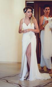f6429db3d9 Suknia ślubna Diane Legrand rozmiar 34   36 - 6168071777 - oficjalne ...