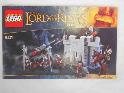 The Lord Of The Rings Dąbrowa Górnicza W Oficjalnym Archiwum Allegro