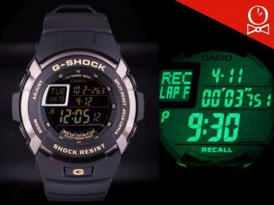 DUŻY zegarek komunijny CASIO G-SHOCK dla chłopca