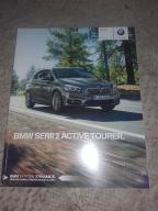 BMW 2 Active Tourer prospekt PL