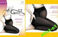 Legginsy ciążowe Body Protect, 100 den Gatta r. 3