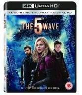 Piąta Fala [4K Ultra HD Blu-ray] The 5th Wave /PL/