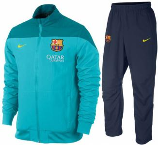 d274c0f18 Nike dresy FC Barcelona Barca dres piłkarski roz.M - 5148432492 ...