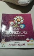 Album euro 2012 + paka naklejek