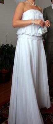 2ff23990fb623d Suknia ślubna, piękna i jedyna w swoim rodzaju - 6896785039 ...