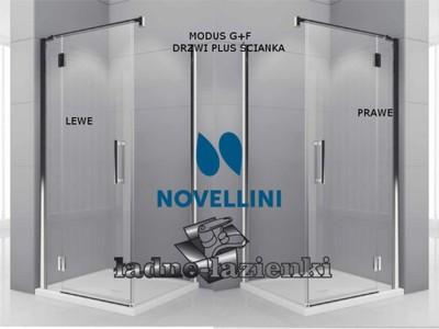 Novellini Modus Kabina Prysznicowa 120x75 75x120 6758877169