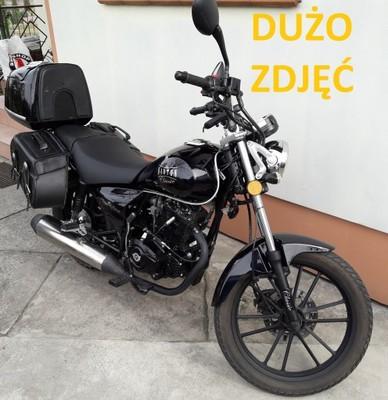 Barton Classic 125 Cm Kat B Doposazony Honda Motor 6789183407 Oficjalne Archiwum Allegro