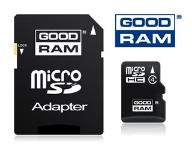 KARTA MICRO SD 32GB CLASS 10 GOODRAM + ADAPTER