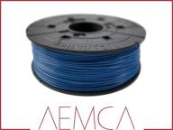 Filament XYZprinting ABS Steel Blue Refill