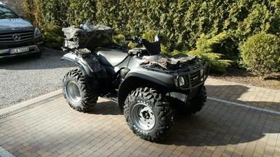 Quad Kawasaki Kvf 650 4x4 100 Sprawny Bez Wkładu 6774201143