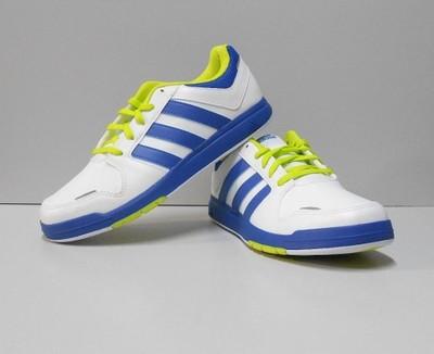 Adidas LK TRAINER 5 K. Buty męskie białe, rozmiar 39 13