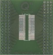 [LISPOL] Adapter uniwersalny TSSOP100 0.40mm